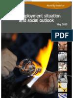 Informe de mayo de 2010 sobre las Perpespectivas de Empleo en Europa