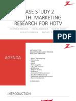 Group2 Presentation Zenith HDTV
