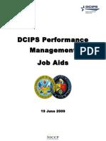 DCIPS Performance Management Job Aids