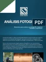 analisis fotografico
