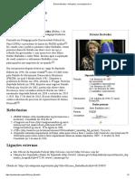 Elcione Barbalho – Wikipédia, A Enciclopédia Livre