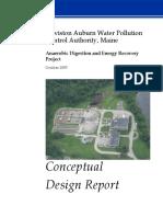 Conceptual Design Report_Biogas