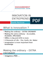 Innovation in Entrepreneurship _82786394.ppt