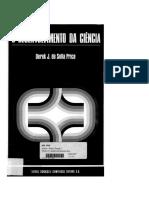 PRICE, Derek de Solla - Desenvolvimento Da Ciencia