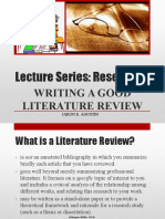 Lecture Series 2 - Jaron