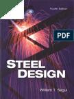 Steel Design Segui 4 e