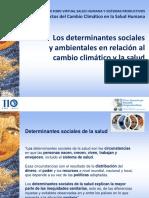 5. Cambios Climatico y Salud