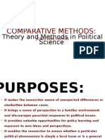Comparative Methods