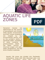 Aquatic Life Zones