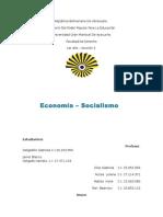 Trabajo Socialismo