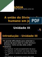 Unidade III - Cristologia - Escola