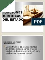 FUNCIONES JURIDICAS
