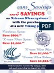 Xtream Savings Flyer