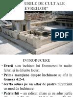 Prezentare Locasurile de Cult Ale Evreilor