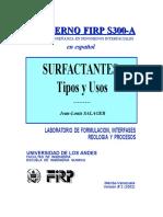 Surfactantes Tipos y Usos