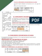 Ejemplos de Complemento Circunstancial de Lugar