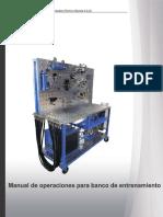 Manual Banco Didactico Maqueta Hidraulica