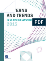 Patterns and Trends 2015