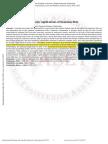 Forensics application of quantum dots