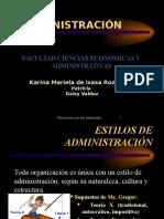 Administración de Personas
