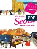 Seoul Shopping 2014