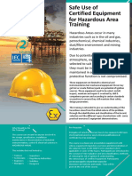 Flyers for Training