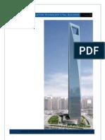 6120522 Construction Technology Tall Buildings Shanghai WORLD FINANCE CENTERAhmedabadCEPT University Document