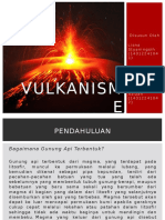 Erupsi Vulkanik