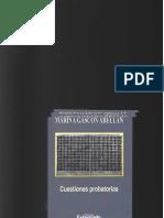 Cuestiones probatorias de Marina Gascón Abellána ed abril 2014.pdf