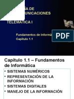 1 - 1 Fundamentos de Informática