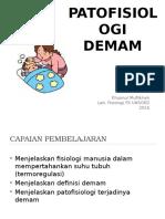 K14 - PATOFISIOLOGI DEMAM