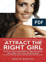 Attract the Right Girl - Bruce Bryans