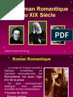 Le Roman Romantique au XIX Siècle