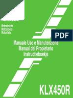 Manual del propietario KLX 450.pdf