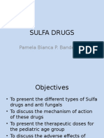 Anti TB Sulfas Anti Fungal Drugs2