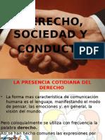 Derecho, Sociedad y Conducta