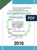 Plan Turistico Puerto Ingles