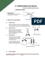 Circuitos y Mediciones Electricas