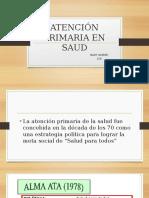 Atención Primaria en Saud