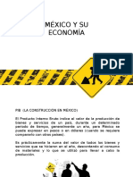 Sectores Economicos en Mexico