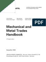 Mechanical and Metal Trades Handbook 3rd Edition 2011