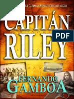 Capitan Riley - Fernando Gamboa