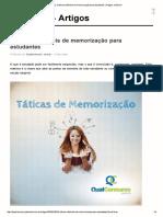 Educação - 3 táticas infalíveis de memorização para estudantes.pdf