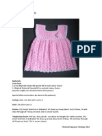 Baby and Toddler Dress