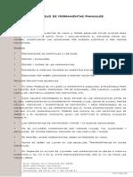Manual de Herramientas 5.11