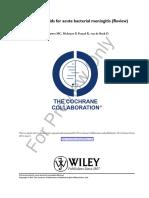 Cochrane DXM ABM 2013