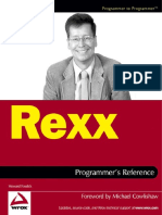 Rexx Programmers Reference