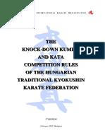 HIKO Competiton Rules 2012