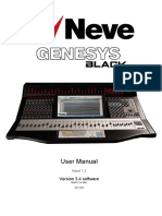 NEVE Genesys Blackiss12
