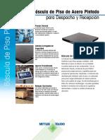 BASCULA PFA261 Data Sheet Es 03-2014
